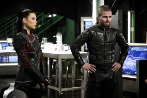 Arrow: sezon 7, odcinek 17 - recenzja