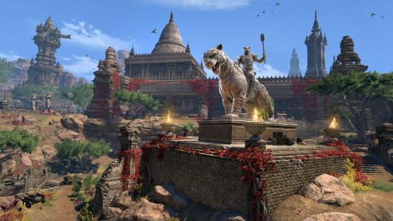 The Elder Scrolls: Online - Elsweyr - recenzja gry