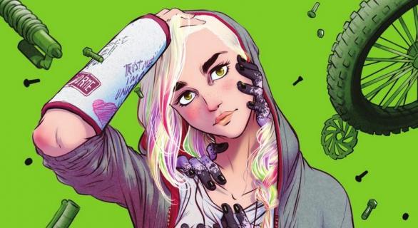 Nomen Omen: przeczytaj przedpremierowo prolog komiksu