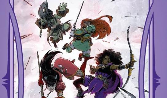 Rat Queens #04: Najwyższe fantazje – recenzja komiksu