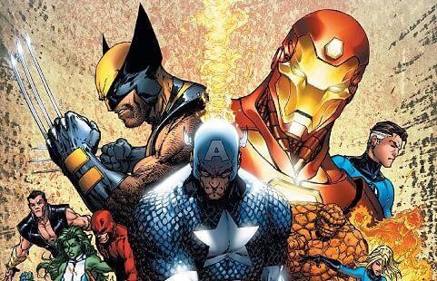 Wojna domowa: ukaże się powieściowa wersja słynnego komiksu Marvela