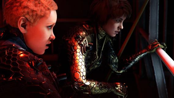 Wolfenstein Youngblood - zobacz zwiastun prezentujący kooperację [E3 2019]