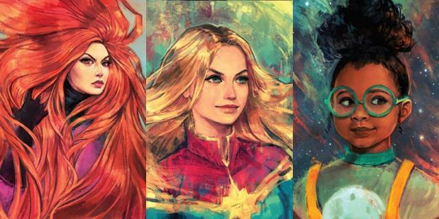 Marvel. Superbohaterki. 65 kobiet, które zmieniły losy wszechświata – recenzja książki