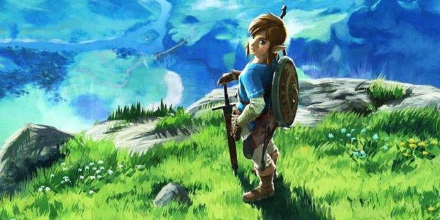 The Legend of Zelda: Breath of the Wild z fenomenalną sprzedażą. Ten wynik robi wrażenie