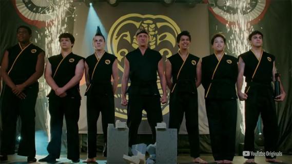 Cobra Kai - kiedy premiera 3. sezonu? Netflix promuje dwie pierwsze odsłony