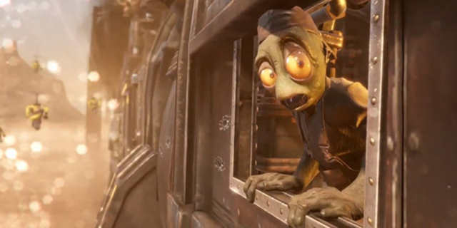 Oddworld: Soulstorm z datą premiery. Gra trafi od razu do PS Plus