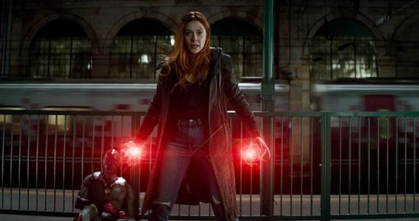 WandaVision - pierwsze zdjęcia z planu serialu Marvel Studios