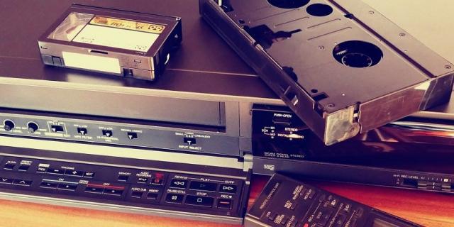Nie każde retro jest w cenie. Smutny koniec VHS-ów