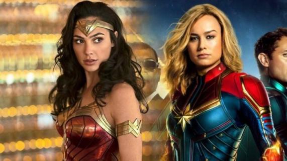 Kapitan Marvel – Gal Gadot gratuluje Brie Larson. Disney jest dumny