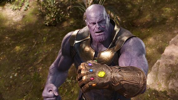 Thanos w 360 stopniach - zobacz model koncepcyjny z Wojny bez granic