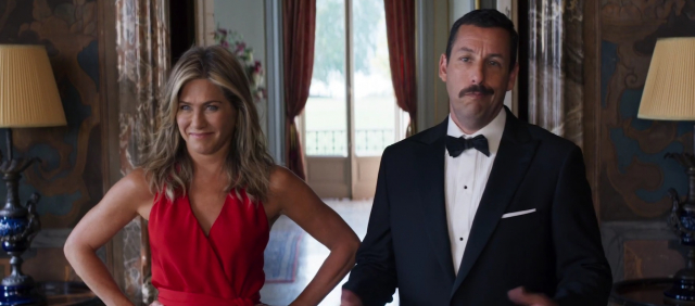 Zabójczy rejs - Sandler i Aniston w komedii Netflixa. Zobacz zwiastun
