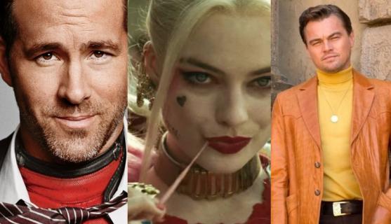 Ryan Reynolds, Margot Robbie i inni. Ujawniono zarobki aktorów w 2019 roku