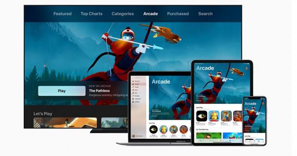 Za Arcade możemy zapłacić mniej niż za inne usługi Apple