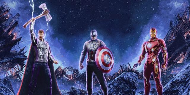 Avengers: Koniec gry - jak wypada film MCU? Poznaj werdykt krytyków