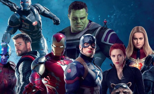 Avengers: Koniec gry - kolejny rekord w Chinach i nowe materiały promujące