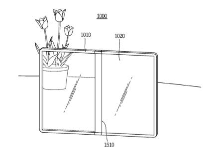 Inżynierowie LG opatentowali składany, transparentny telefon