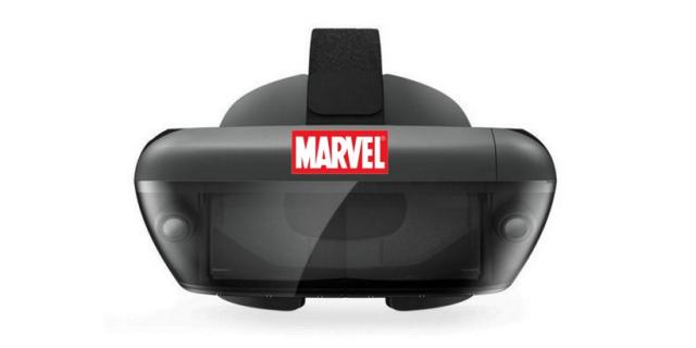 Lenovo może stworzyć zestaw AR dla miłośników Marvela