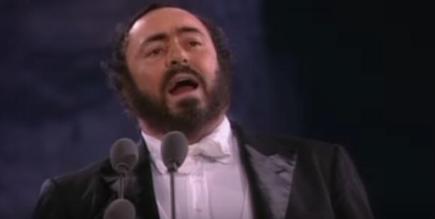 Pavarotti - wygraj film Rona Howarda o wybitnym śpiewaku operowym!