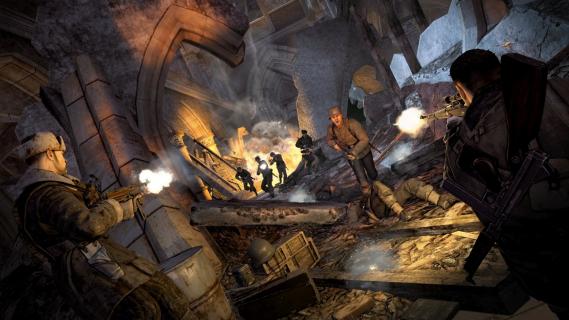 Sniper Elite V2 Remastered z datą premiery. Zagramy już w przyszłym miesiącu
