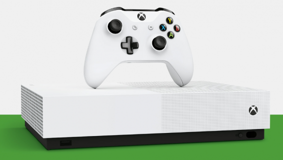 Xbox One S All-Digital Edition oficjalnie. Cena i data premiery ujawnione