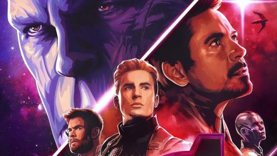 Avengers: Koniec gry - kluczowa scena zwiastuna jednak nie pochodzi z filmu?