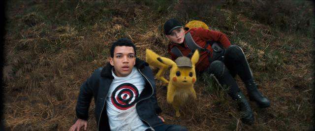 Pokemon: Detektyw Pikachu i... masaż stóp. Zobacz nowy spot promujący film