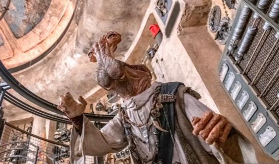Star Wars: Galaxy's Edge - nowe informacje o parku rozrywki. Zdjęcia i panel ze Star Wars Celebration