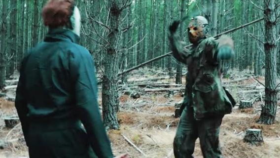 Michael Myers kontra Jason. Zobacz fanowski film, który podbija sieć