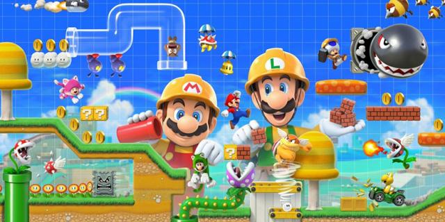 Super Mario Maker 2 z nową aktualizacją. Gra otrzymała wyczekiwaną funkcję