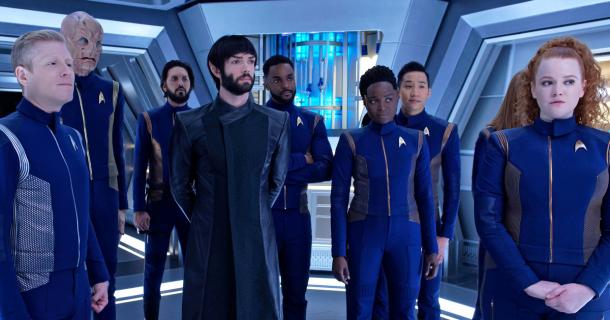 Star Trek: Discovery przedłużone... na 5. sezon