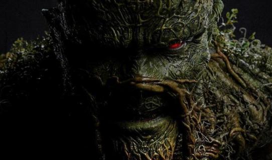 Swamp Thing - prawdziwy powód skasowania trafił do sieci?