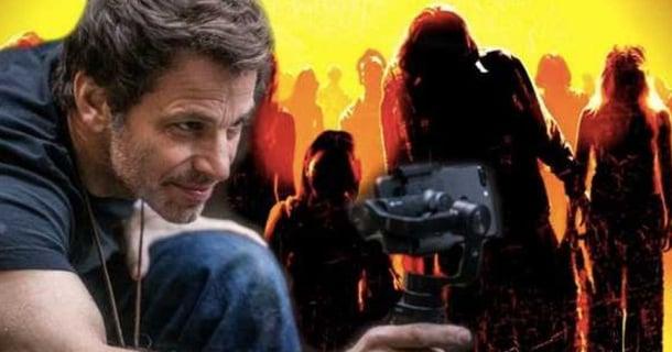 Zack Snyder kręci film o Zombie. Pierwsze zdjęcie z planu