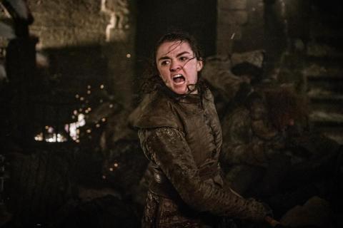 Gra o tron - jak Arya zabiła SPOILER? Dokument wyjaśnia