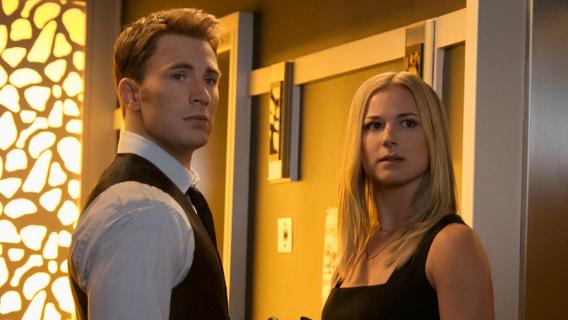 Avengers: Endgame - Cap mógł znów całować Sharon Carter. Dlaczego postać usunięto?