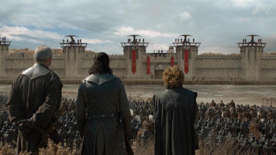 Gra o tron s08e05 - twórcy krytykowani za postacie kobiet i Daenerys. Wpadka z ręką Jaimego?