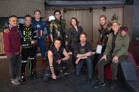 Avengers: Endgame - obrodziło zdjęciami z planu. Kilka z nich chwyta za serce