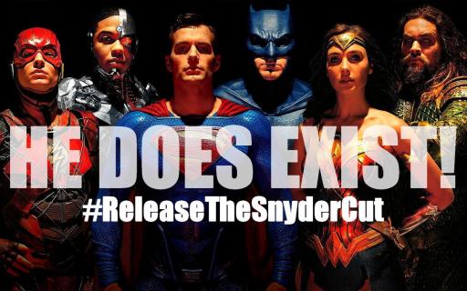Fani DC zebrali 11 tys. USD. Chcą promować wypuszczenie Snyder Cut