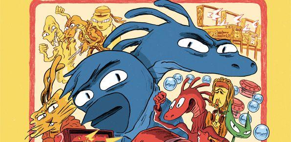 Death Save - recenzja komiksu
