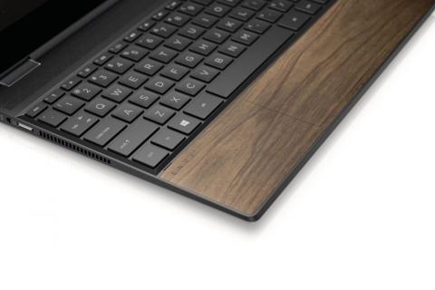 Nowy komputer od HP będzie miał drewnianą obudowę