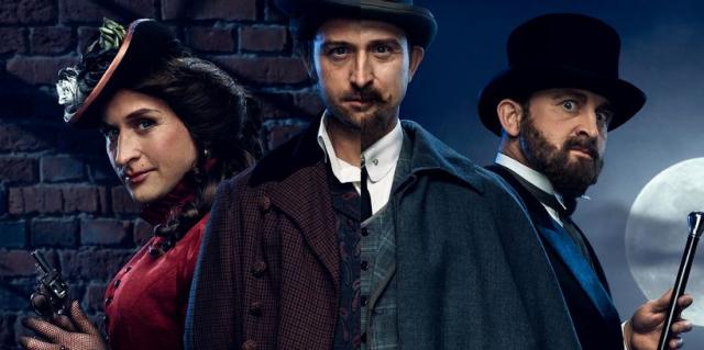Sherlock Holmes - zobacz jak Borys Szyc zagrał postać z audiobooka