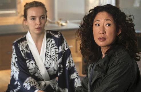 Obsesja Eve: sezon 2, odcinki 6-7 - recenzja