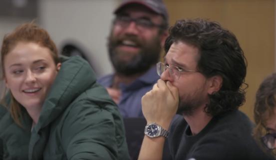 Gra o tron: Ostatnia warta - łzy i ciężka praca. Zwiastun dokumentu o 8. sezonie