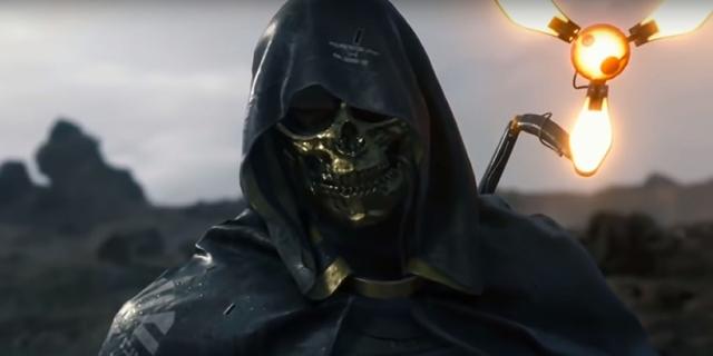 Keanu Reeves mógł wystąpić w Death Stranding Hideo Kojimy [SDCC 2019]
