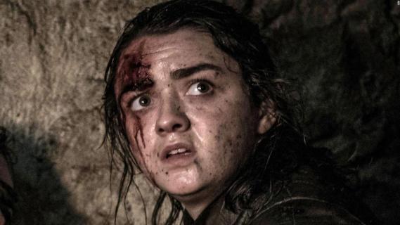 Gra o tron - serial stworzył nowe wyzwanie. Oto Arya Challenge