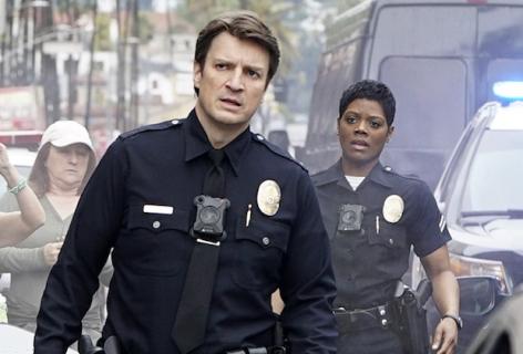 Rekrut - będzie 2. sezon serialu z Nathanem Fillionem
