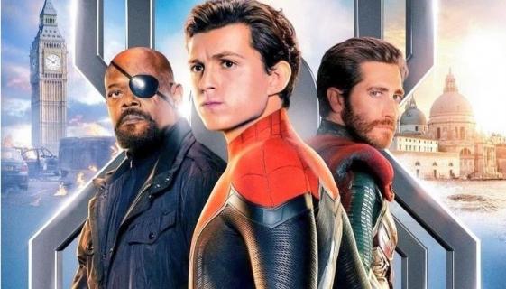 Spider-Man: Daleko od domu - bohaterowie filmu na nowych plakatach. Jest Mysterio