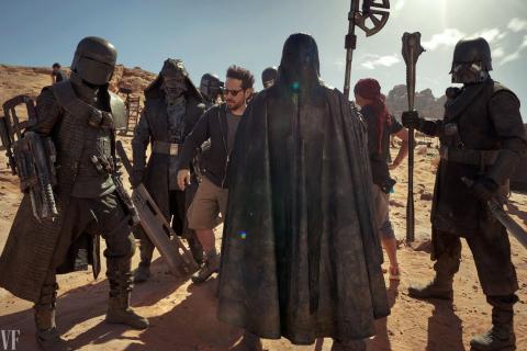 Gwiezdne Wojny: Skywalker. Odrodzenie - nowe zdjęcie Rycerza Ren. Będzie ciekawy komiks [SDCC 2019]