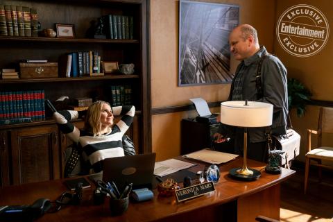 Weronika Mars - zdjęcia z 4. sezonu serialu