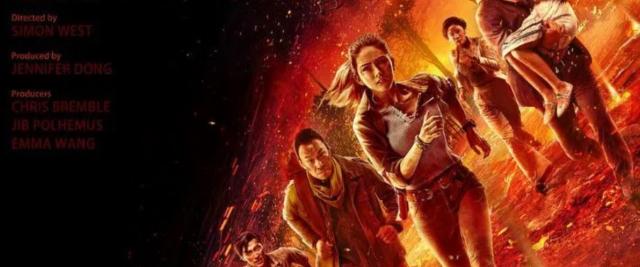 Skyfire - zwiastun chińskiego thrillera w reżyserii Simona Westa