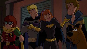 Scooby-Doo and Guess Who? - Velma dzwoni do Batmana w klipie z serialu